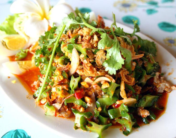 Légumes à la thailandaise