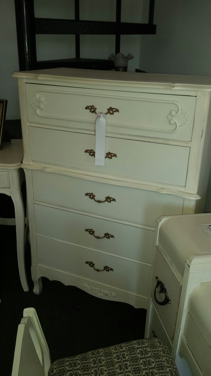 Tall Bedroom Furniture 17 Best Images About Vintage Tall Dressers Custom Painted Shabby