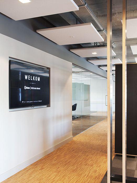 ©studiomfd, corridor, office, screen, minimalistic, design, estate, tilburg (www.studiomfd.com)