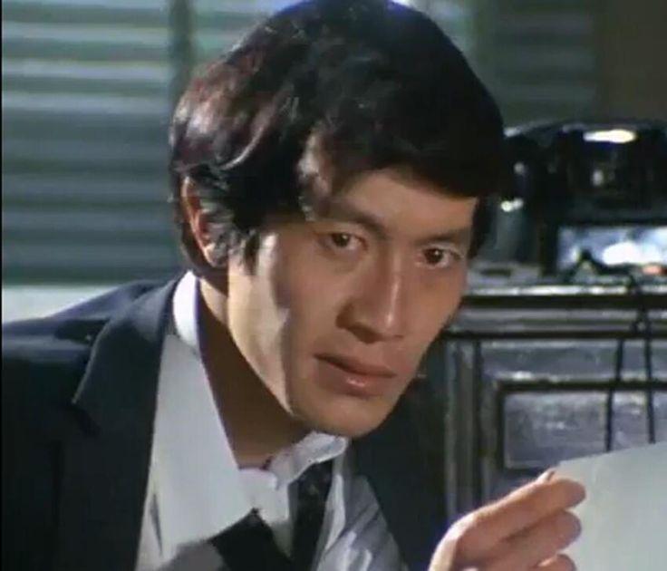 """Goro Tatsumi from """"Kizudarake no Tenshi"""" (1974) 辰巳 五郎「傷だらけの天使」(1974)より"""