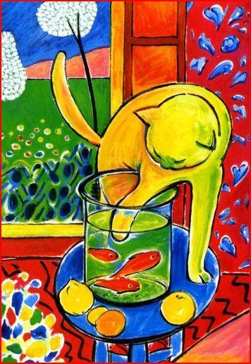 Homage to Matisse by Gianantonio Muratori