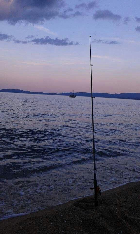 Ώρα για ψάρεμα. ....