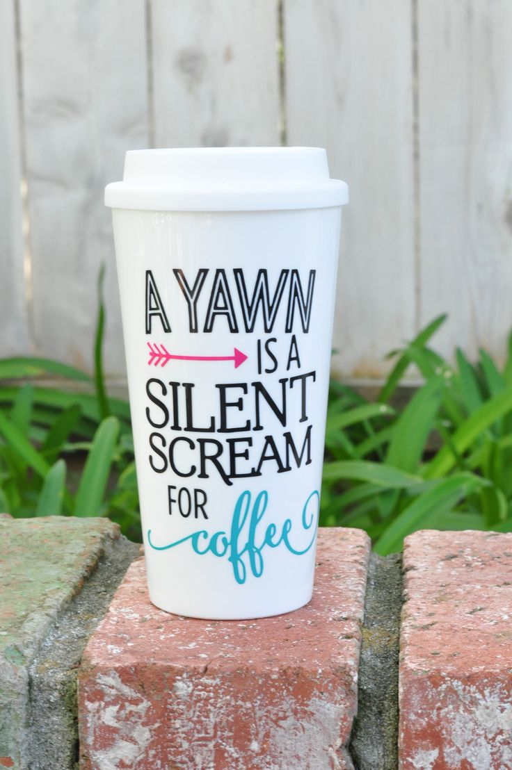 I DRINK COFFEE FOR YOUR PROTECTION DETAILS: - 16oz Travel Coffee Mug - Double wall insulated - Plastic - BPA Free Please do NOT leave me any questions in the notes section. If you have any question or
