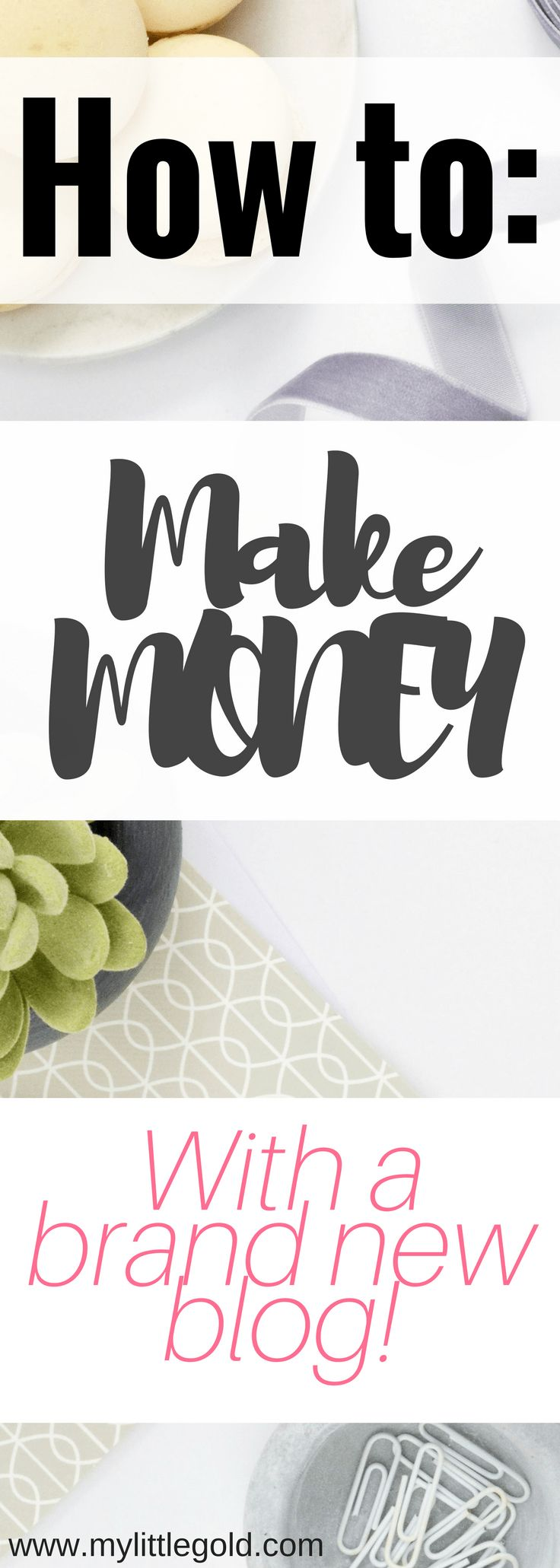 curious how bloggers make money blogging? ever read their income reports? there's some tips to get you on the right track!