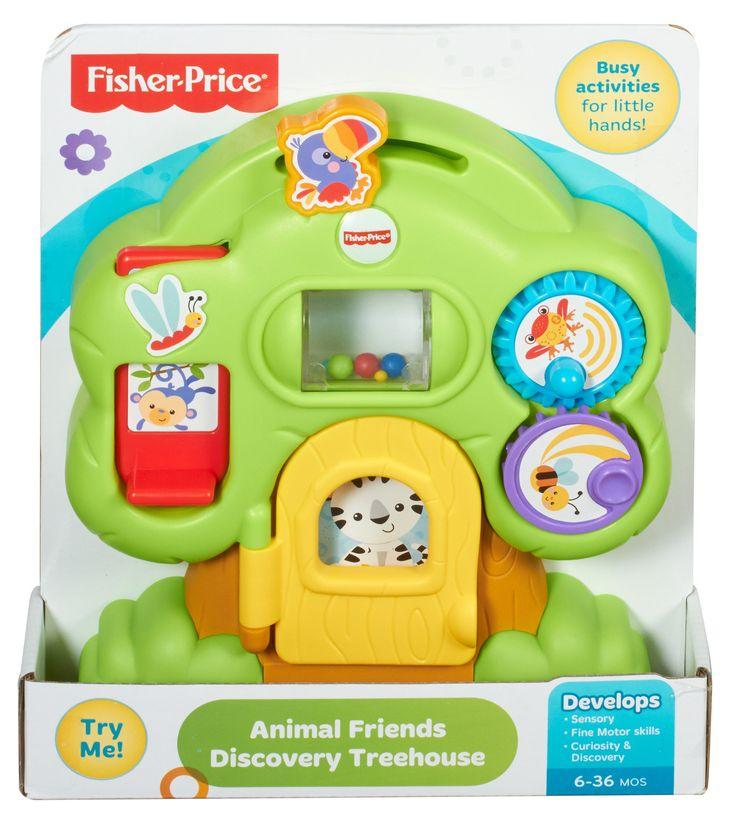 Fisher Price CMV94 - Alberello Tante Sorprese: Amazon.it: Giochi e giocattoli