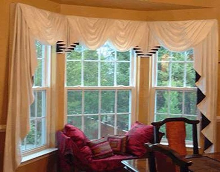 17 Best ideas about Big Window Curtains on Pinterest   Double ...