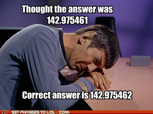 maybe we had the same chemistry teacher...:)