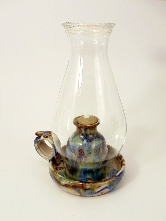 Etsy listing at https://www.etsy.com/listing/100087383/oil-lamp-with-globe-and-firerglass-wick