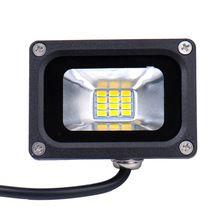 US $10.05 Hot Sell 12V 10W Waterproof IP65 LED Flood Light Floodlight Landscape Outdoor Flood Light Lighting Lamp Square Garden Spotlights. Aliexpress product