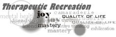 Therapeutic Recreation Resources for recreation therapy, recreational therapy, and activity directors.