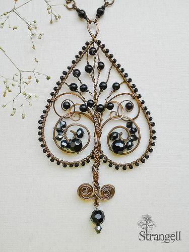 Tree Of Spades | by Strangell