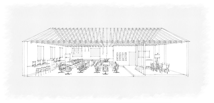 The final layout for an open place office design   Redesign Blog