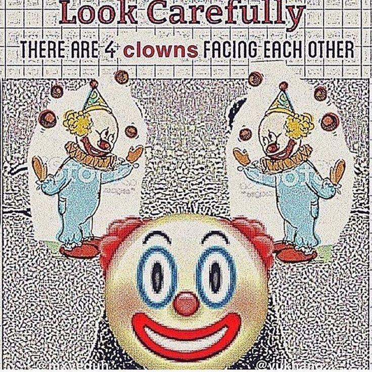 Bro that's terrifying tho Clown meme, Funny memes, Edgy
