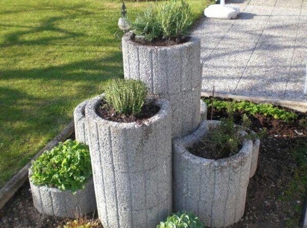 62 besten Garten Bilder auf Pinterest Gärtnern, Basteln und - kunstfelsen selber machen