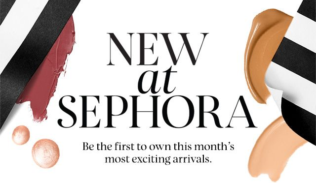 Image result for new at sephora