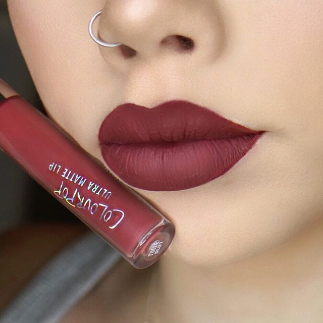 Look How Matte This Colour Is I Love It!