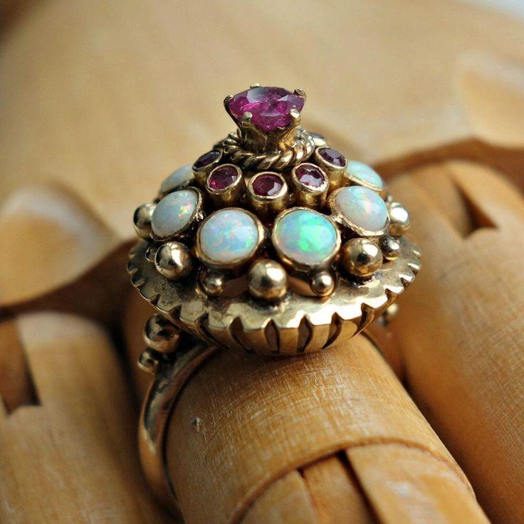 Thai Princess Harem Rings