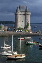 Saint-Servan (35), la Tour Solidor