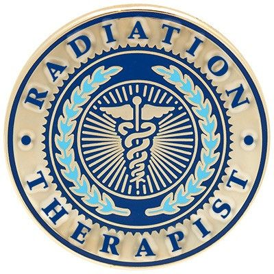 Radiation Therapist Lapel Pin