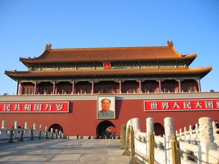 北京・天安門は北京のシンボル!一度は訪れたい、北京 観光・旅行のおすすめ!