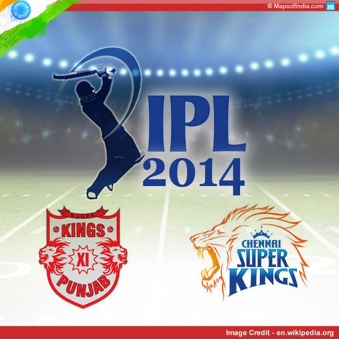 IPL 2014 – Review Of Match Between Kings XI Punjab Vs Chennai Super Kings