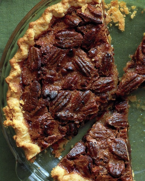 Emeril's Pecan-Chocolate Chip Pie - Martha Stewart Recipes