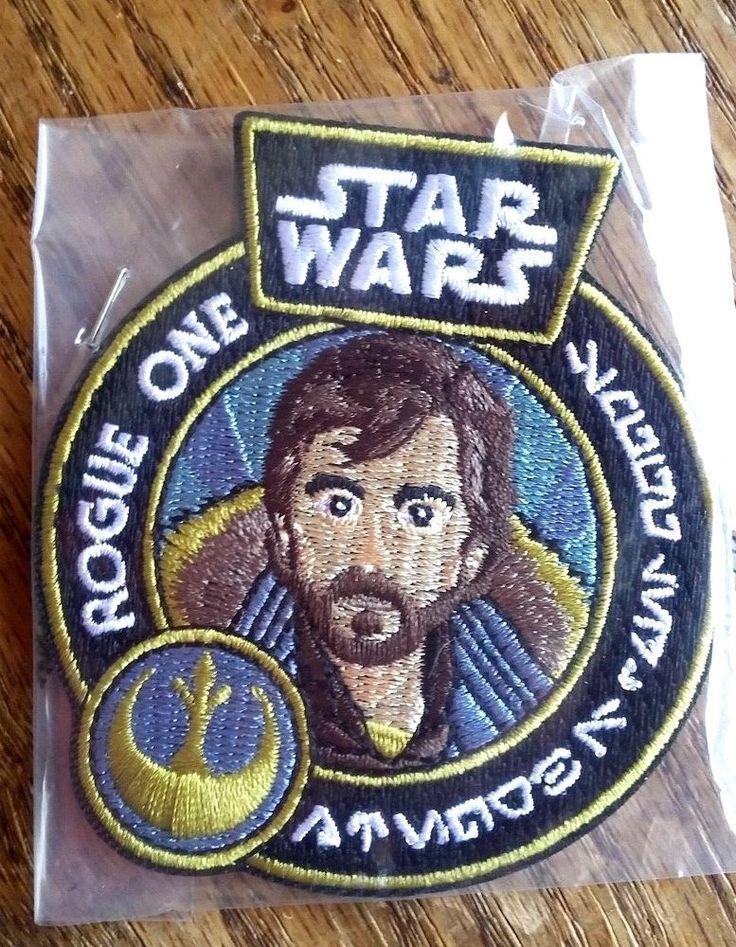 Star Wars ROGUE ONE Captain CASSIAN ANDOR Patch Smuggler's Bounty FUNKO  | eBay