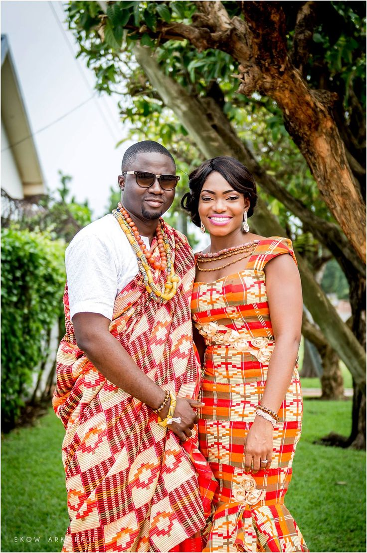 I Do Ghana | Kente Wedding