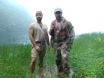 Fans of DUAL SURVIVAL on Discovery Channel get ready! Joe Teti and Matt Graham are on their way back, and once again, these two survival experts with drasticall