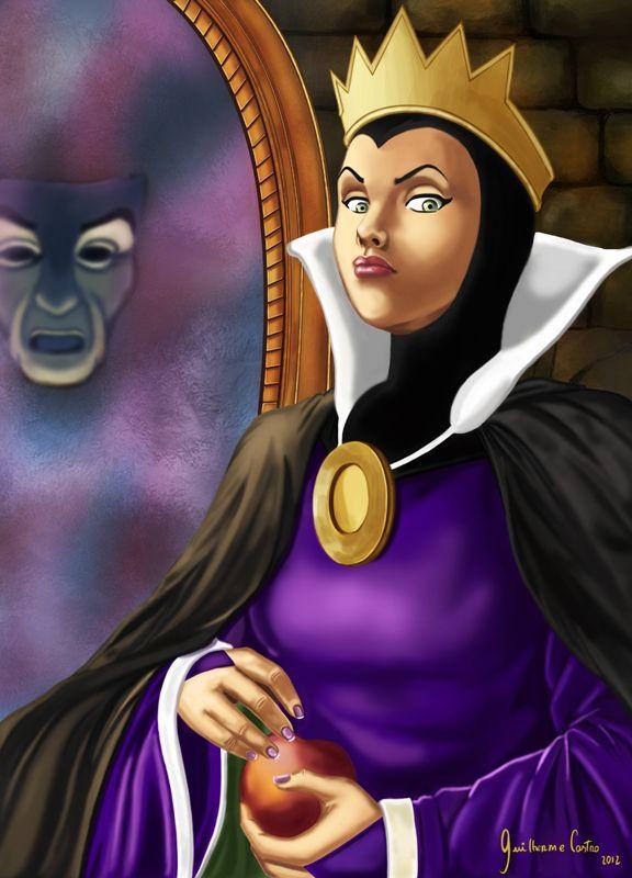 шляхтичи злая королева из белоснежки картинки этот
