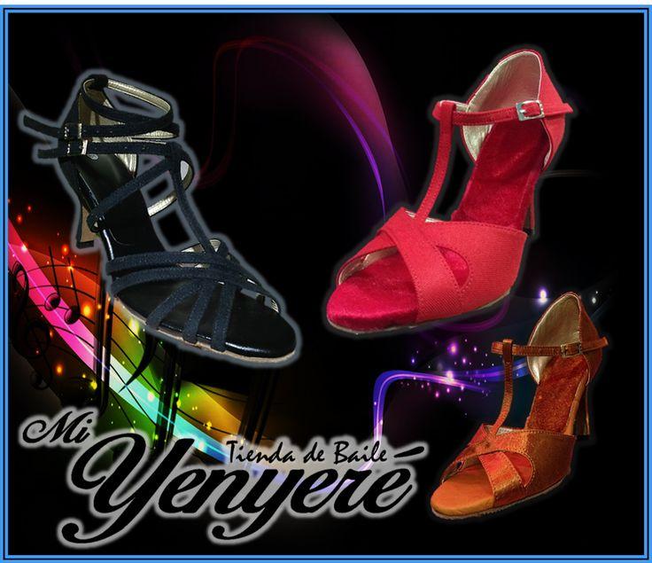Mi Yenyeré Tienda de Baile Zapatos de Baile 100% hechos a mano, livianos, flexibles, cómodos, personalizados, más de 12 diseños disponibles Envíos a toda Colombia