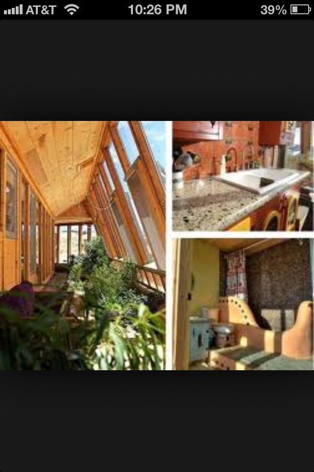 fetching sustainable house ideas. I want an Earthship home  6405 best Dream House Ideas Tiny Alternative Homes images