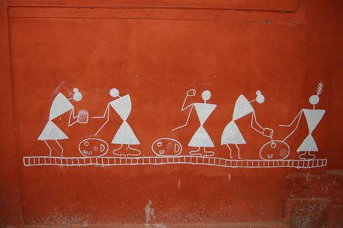 63 Curated Warli Ideas By Priteevdamle Folk Art Indian