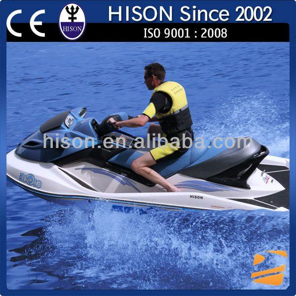 3 seats China brand Hison jetski for sale! seadoo jetski stylish design, best selling products! $5000~$6000