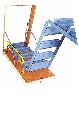 Les 25 meilleures id es de la cat gorie escalier escamotable sur pinterest - Escaliers escamotables castorama ...
