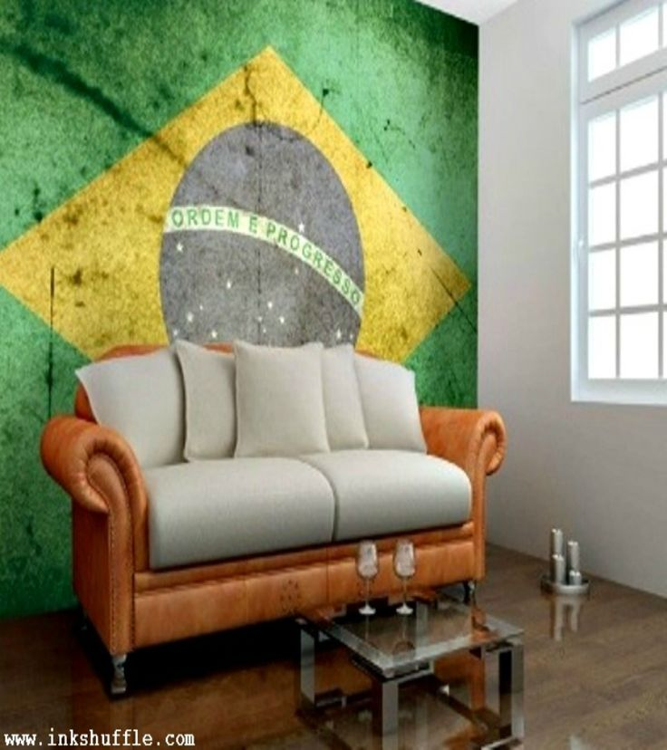Support #Brazil as the host of Summer #Olympics2016 by putting this wall mural either at your home or in the office. Avail free shipping too by dropping by at http://www.inkshuffle.com/grunge_flag_of_brazil-1262172896