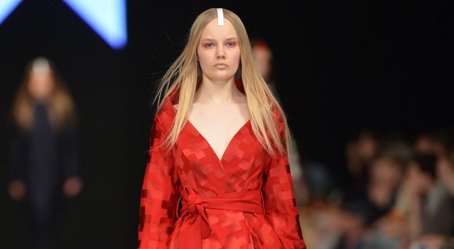 Kamila Gawronska-Kasperska AW13 FashionPhilosophy Fashion Week Poland aniazajac.com