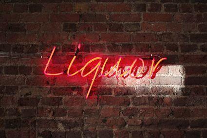 Underground cocktails @ Paesan London.  #B3Designers