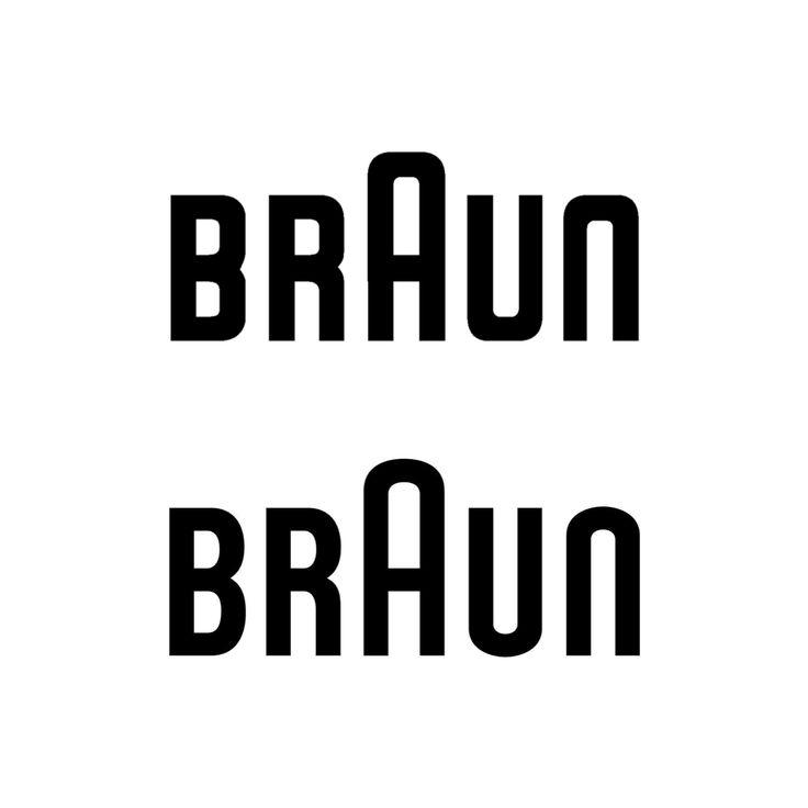Braun logos