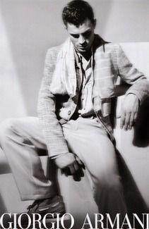 Giorgio Armani - Mert Alas & Marcus Piggott - Jamie Dornan - 2009SS -  fashion ads