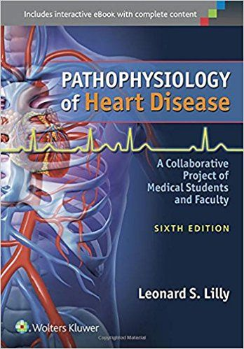 26 best pathophysiology books pdf images on pinterest pathophysiology of heart disease a collaborative project of medical students and faculty 6th edition fandeluxe Image collections