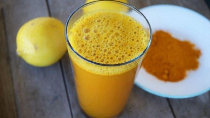 citrón a kurkuma