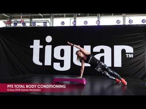 Eu4ya 2016 ProFi  Total Body Conditioning - YouTube