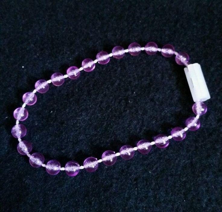 Pretty Pretty Princess Game Purple Bracelet Jewelry Part Replacement Piece 1999 #Hasbro
