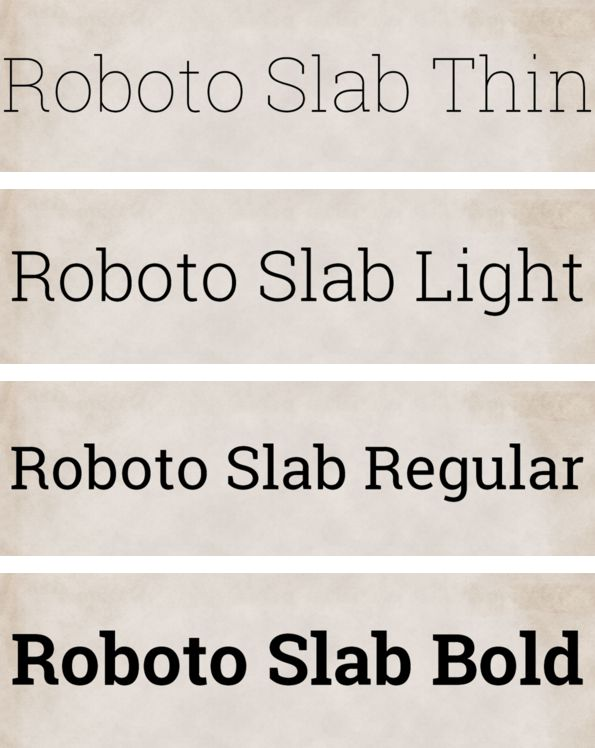12 Most Loved Free Fonts For Website Design