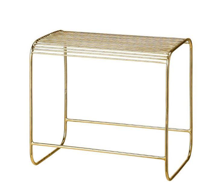 Filigraner, eleganter 60s-Style. #Tisch #Beistelltisch #Bloomingville #Impressionenversand