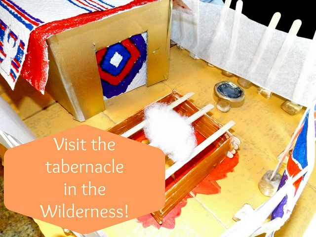 70 best images about tabernacle on pinterest israel the for Building the tabernacle craft