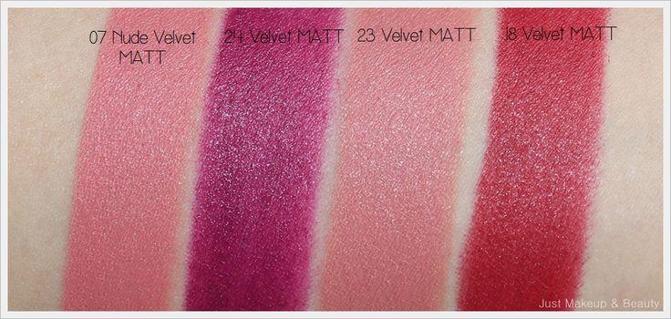 Review | Novos Mate Essence LongLasting Lipstick