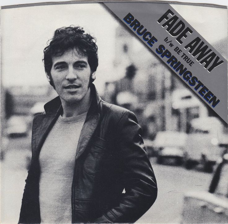 Springsteen singles discography