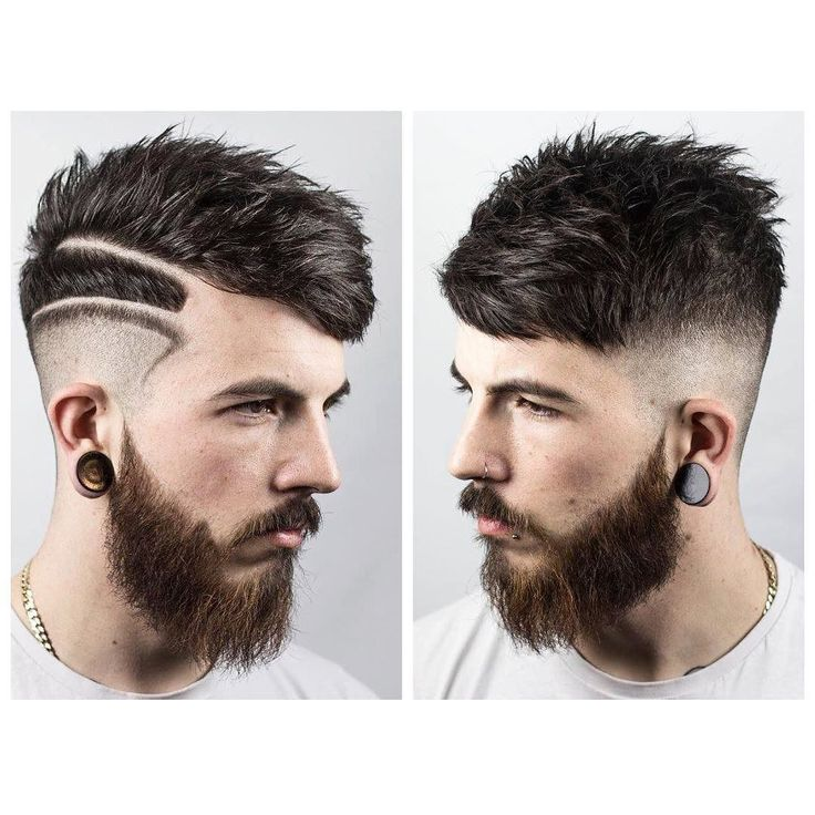 Haircut by braidbarbers http://ift.tt/1okHlQg #menshair #menshairstyles…